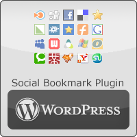 Wordpress Social Bookmark Plugin
