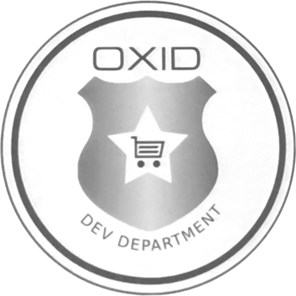 oxid dev department